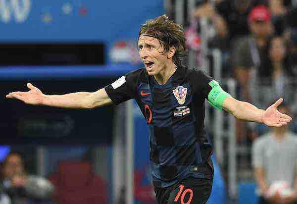 """Modric asegura que en la final van a estar """"22 guerreros en el campo"""""""