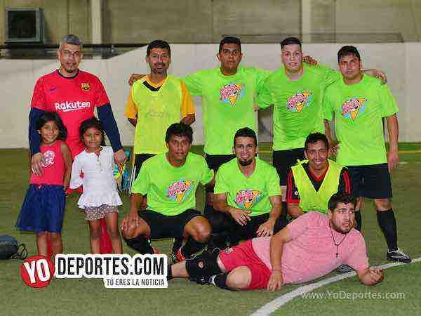 Muchos Nachos a la final de los jueves en la Liga Latinoamericana