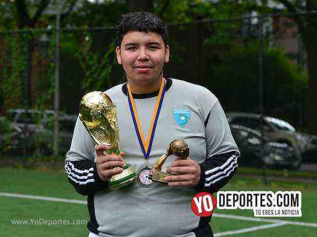 """Entrevista exclusiva con el """"El Conejito"""" Carlos Aragón Jr. Mejor Portero del Mundialito"""