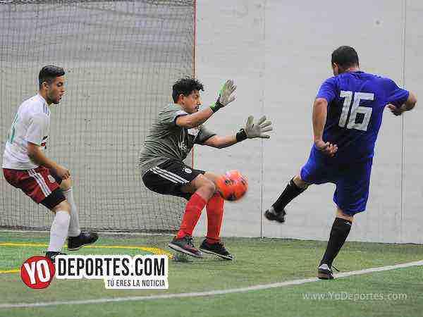 Presidentials-Cruz Azul-Liga Latinoamericana futbolistas Chicago