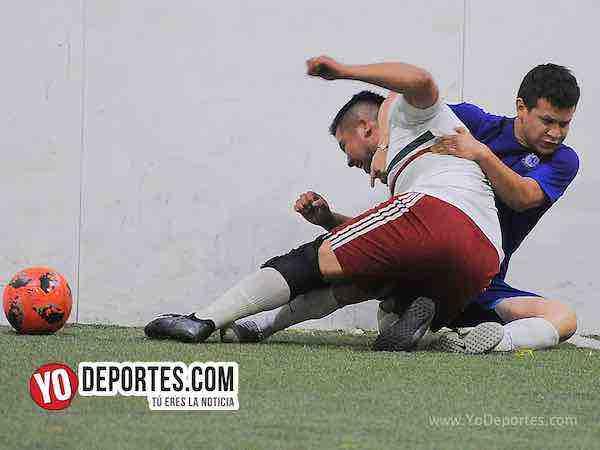 Presidentials-Cruz Azul-Liga Latinoamericana indoor futbol