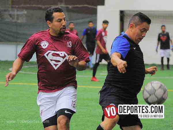 Raul Torres-Superman-Real Celaya-Champions Liga San Francisco
