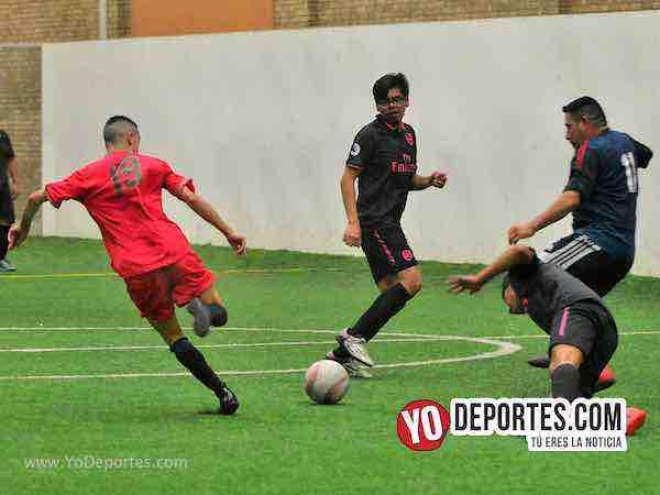 Real Celaya-Los Aztecas-Liga San Francisco Indoor Futbol