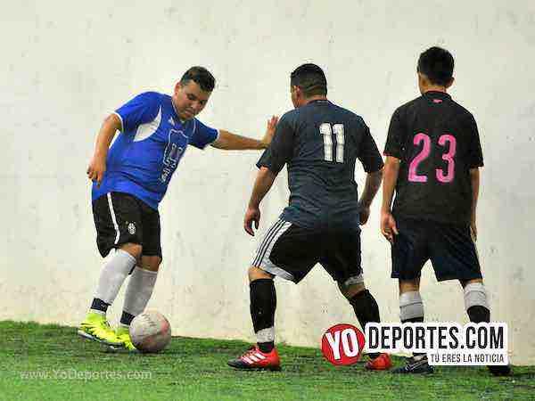 Real Celaya empieza la semana ganando en la Liga San Francisco