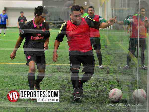 Real Celaya-Los Aztecas-Liga San Francisco