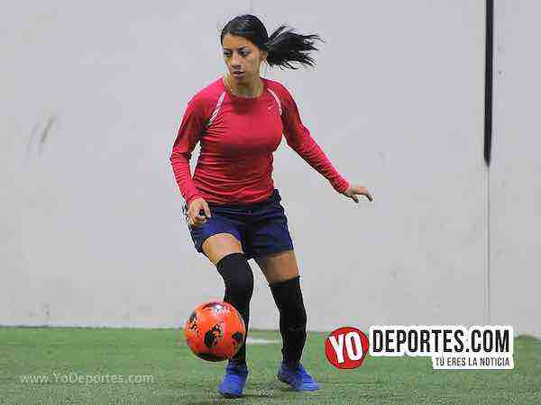 Ganaron las Tarántulas en futbol mixto de la Liga Latinoamericana