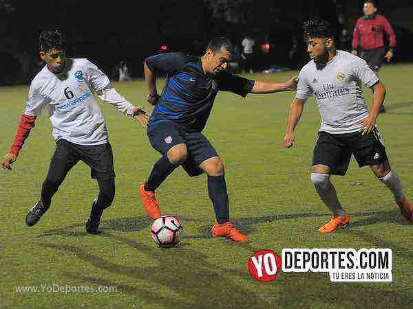 San Lazaro-Deportivo 55-Liga Latinoamericana Futbol en Chicago