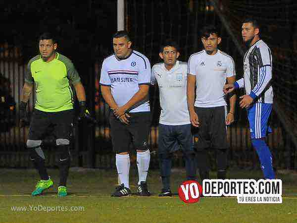 San Lazaro-Deportivo 55-Liga Latinoamericana Futbolistas Chicago