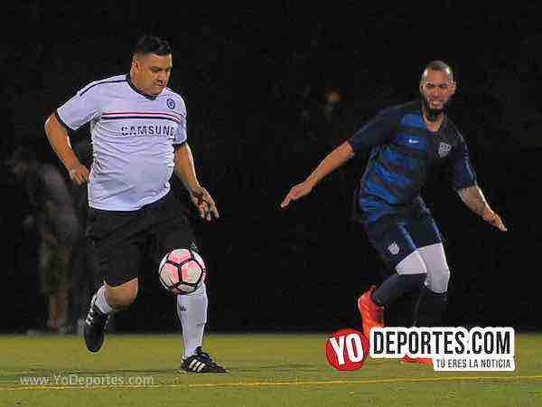 San Lazaro-Deportivo 55-Liga Latinoamericana en Chicago Futbol