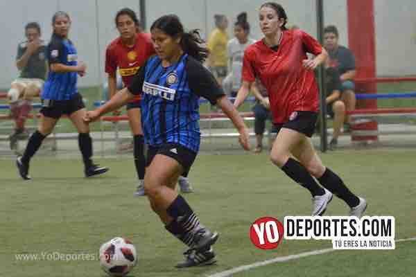 San Luis-Chicago Ladies-Liga Latinoamericana