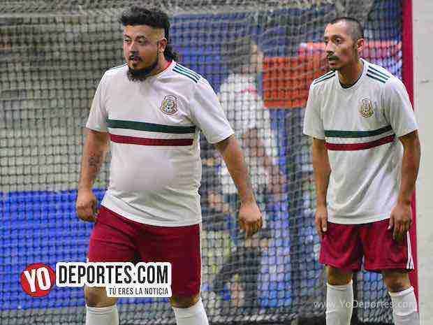 San Marcos-Warriors-Liga 5 de Mayo Futbol Indoor en Chicago