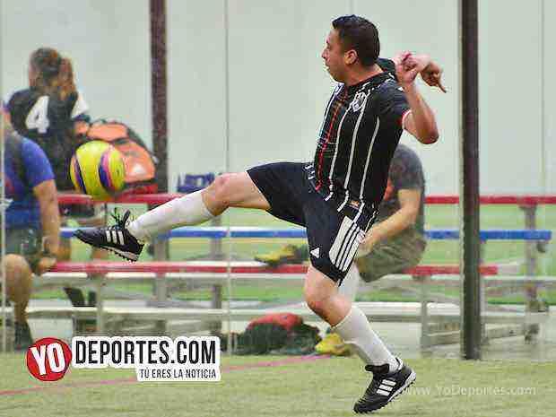 San Marcos-Warriors-Liga 5 de Mayo Futbol