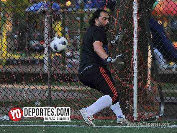 Siria-Mexico-Illinois International Soccer League-Mundialito portero