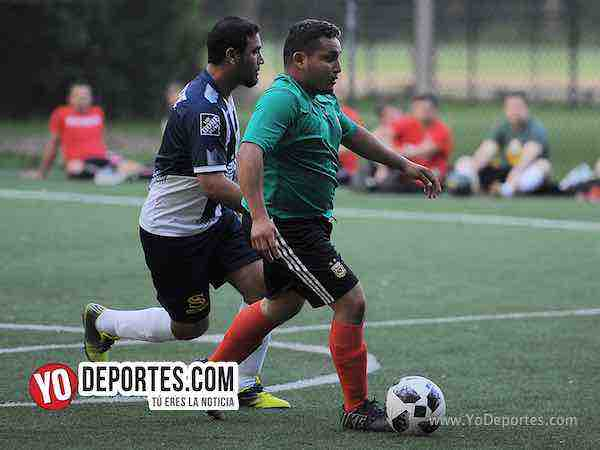 Siria-Mexico-Illinois International Soccer League en Chicago