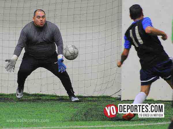 Superman-Real Celaya-Champions Liga San Francisco portero soccer