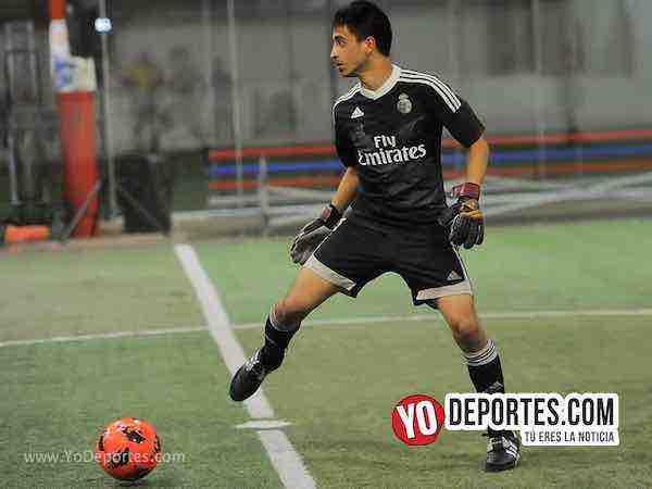Tarantulas contra Coalcoman Liga Latinoamericana Futbol Soccer