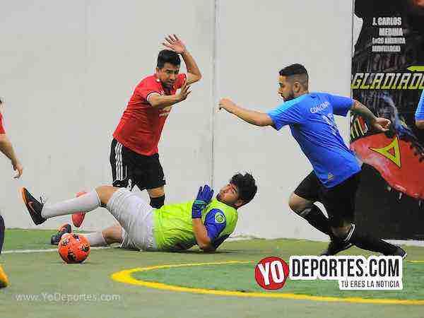 Tarantulas contra Coalcoman Liga Latinoamericana portero gol