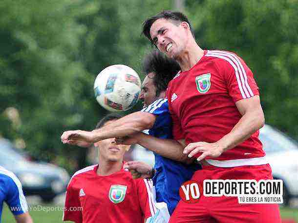 Valle FC-El Rey-Liga Douglas Chicago Futbol