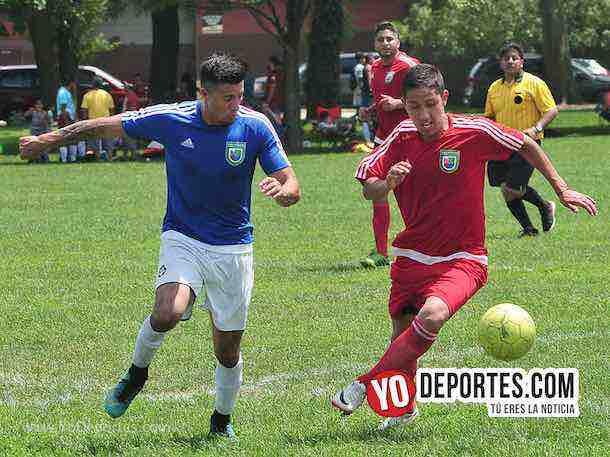 Valle FC-El Rey-Liga Douglas Futbol en Chicago