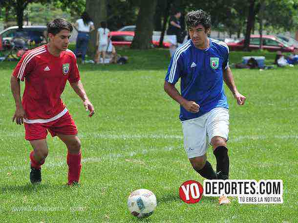 Valle FC-El Rey-Liga Douglas Soccer League