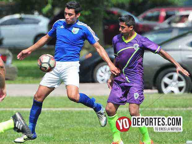 Valle FC le quita lo invicto al super líder Estrella Blanca