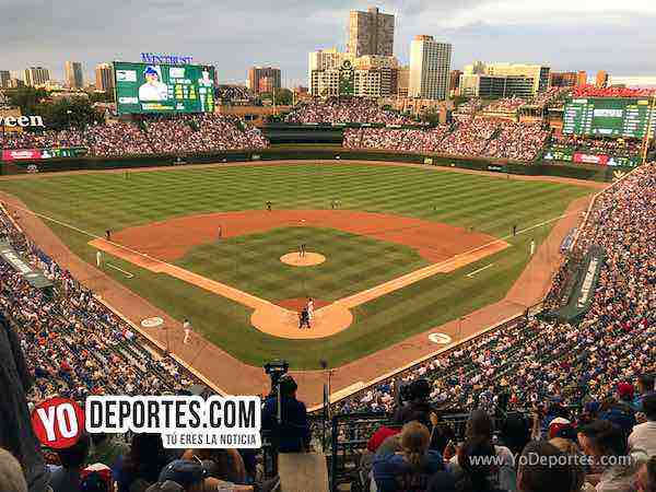 Wrigley Field Cubs-Arizona Diamondbacks