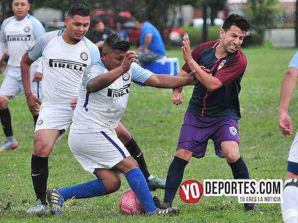 Yassir Moctezuma-Deportivo De La Cruz-Estrella Blanca-Liga Douglas