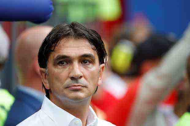"""Zlatko Dalic: """"En una final de un Mundial no es normal pitar un penalti así"""""""