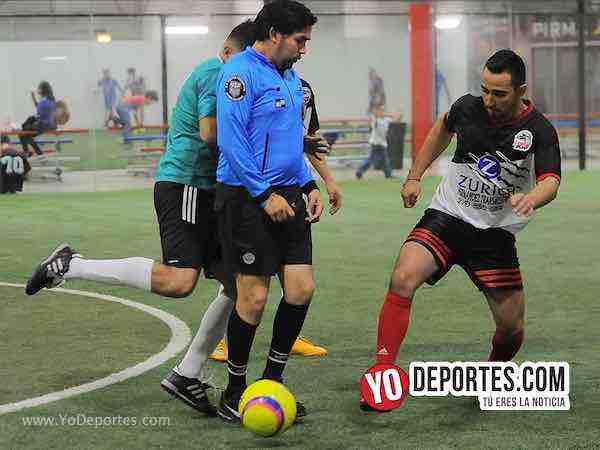 arbitro alvaro cortina-Celaya GTO-Challenger-Liga 5 de Mayo