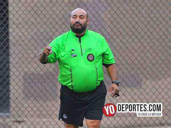 Arbitro Carlos Aragon-Inter-Bayern de Munich-International Champions Cup