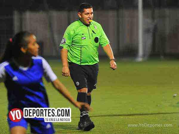 Arbitro Edilberto Vela-Chicago Real FC-Jaguars-Chicago Women Premier