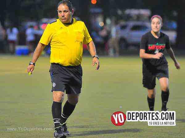 Arbitro Jose Guzman-Wizard-Las Guerreras-Chicago Women Premier Academy