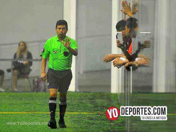 Arbitro Ladislao Velasquez-Boca Jr-Superman-Champions de los Martes-Liga San Francisco