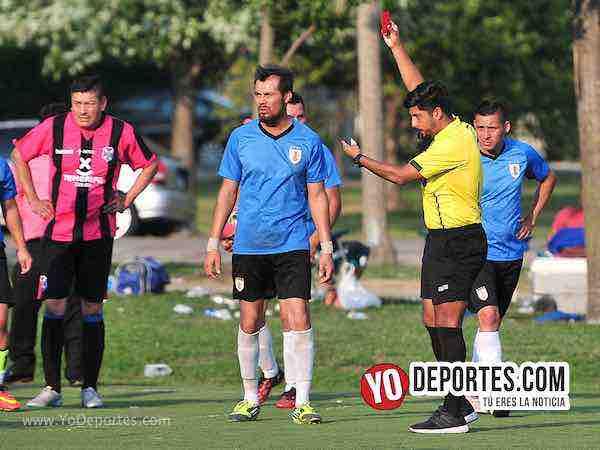 Arbitro Marco Garrido-Galatazaray-Tupataro-Liga Douglas