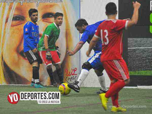 Atletico San Miguel-Manchester City-Liga 5 de Mayo Chicago futbol rapido