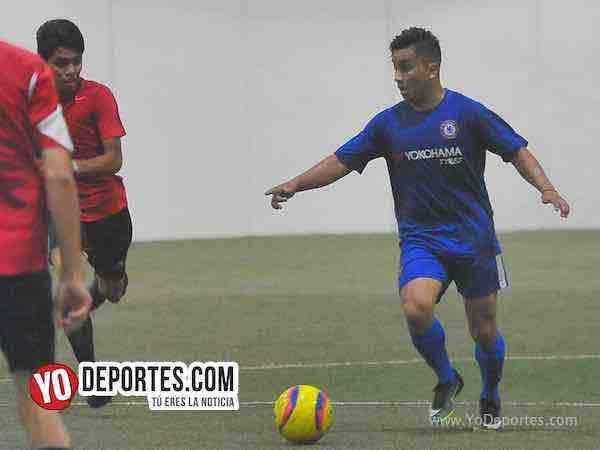 Atletico San Miguel-Manchester City-Liga 5 de Mayo Futbol Rapido Chicago