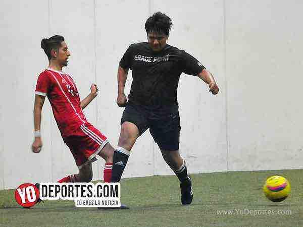 Atletico San Miguel-Manchester City-Liga 5 de Mayo Indoor Futbol Rapido