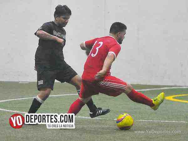 Atletico San Miguel-Manchester City-Liga 5 de Mayo Indoor soccer