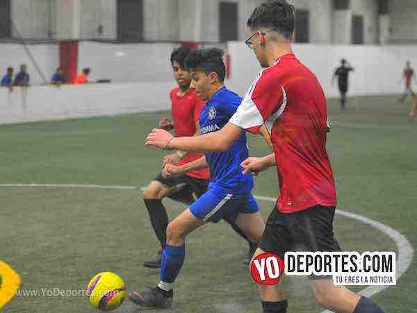 Atlético San Miguel alcanza al Itzocan en la Liga 5 de Mayo