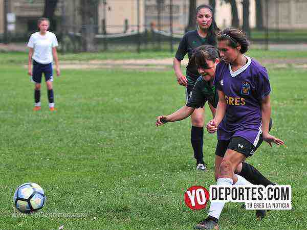 Betis-Tigres-Chicago Women Premier Futbol