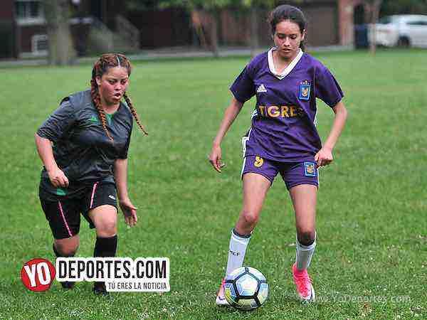 El Betis pierde pero avanza a la semifinal de Chicago Women Premier