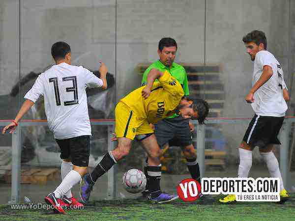 Boca Jr-La Garita-Champions de los Martes-Liga San Francisco Chicago