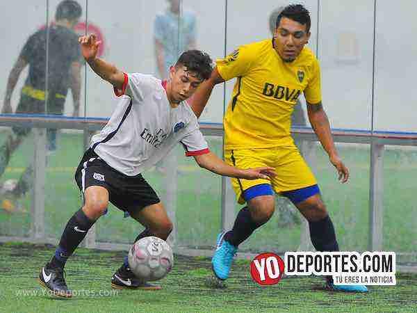 Boca Jr-La Garita-Champions de los Martes-Liga San Francisco Futbol Indoor