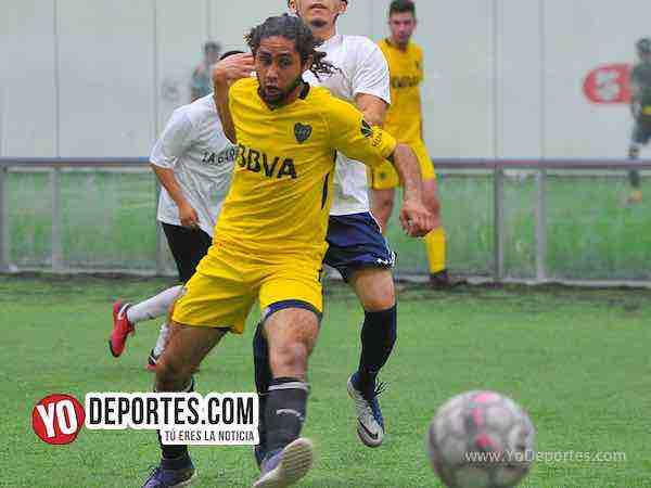Boca Jr-La Garita-Champions de los Martes-Liga San Francisco Indoor Futbol
