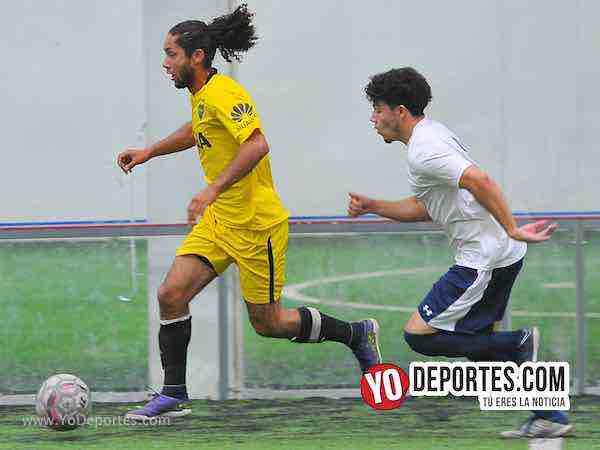 Boca Jr-La Garita-Champions de los Martes-Liga San Francisco