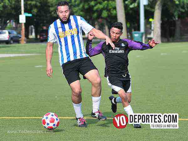 Boca Jr-Sharks-Liga Latinoamericana Chicago soccer league