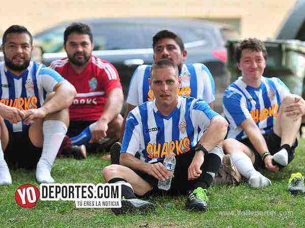 Boca Jr-Sharks-Liga Latinoamericana Futbol