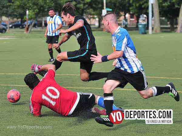 Boca Jr-Sharks-Liga Latinoamericana futbol soccer