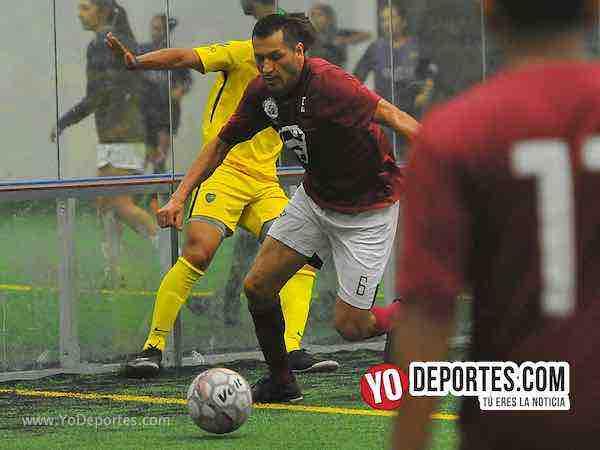 Boca Jr-Superman-Champions de los Martes-Liga San Francisco Futbol Chicago