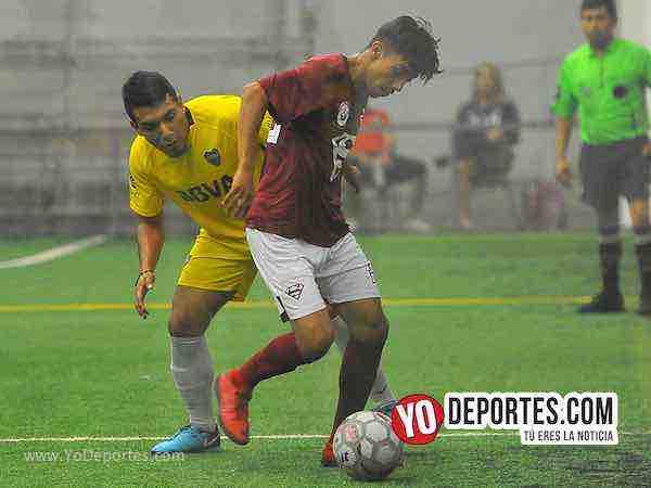 Boca Jr-Superman-Champions de los Martes-Liga San Francisco Soccer League